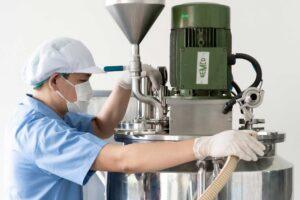คอสโม โปรเกรส โรงงานรับผลิตครีม