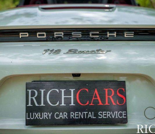 Richcars Rental (Thailand) Co., Ltd. เช่ารถหรู เช่ารถ