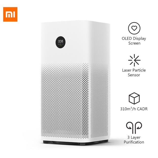 เครื่องกรองฝุ่น PM 2.5 Xiaomi (Mi Air Purifier 2s)