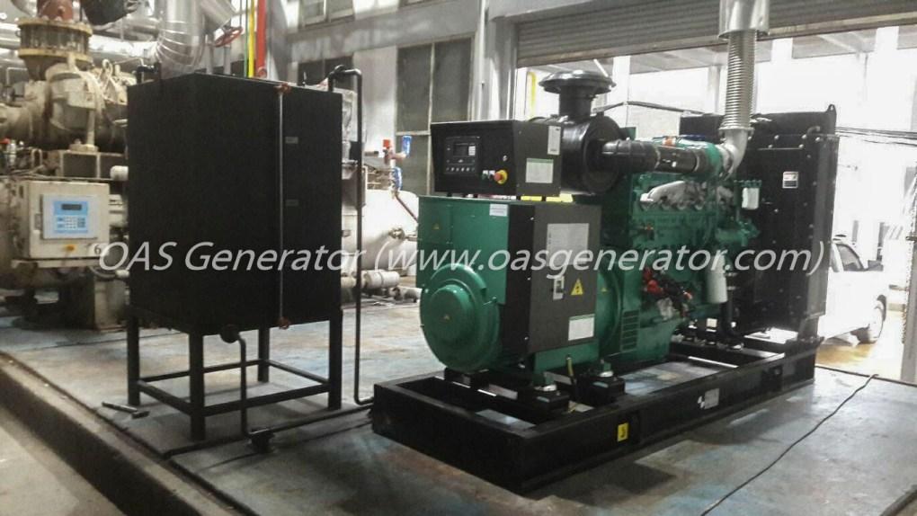 เครื่องกำเนิดไฟฟ้า OAS Generator CUMMINS Engine 350 kVA