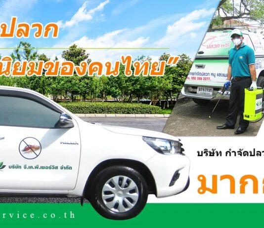 GKP Service บริการกำจัดปลวกด้วยสารเคมีและระบบเหยื่อ
