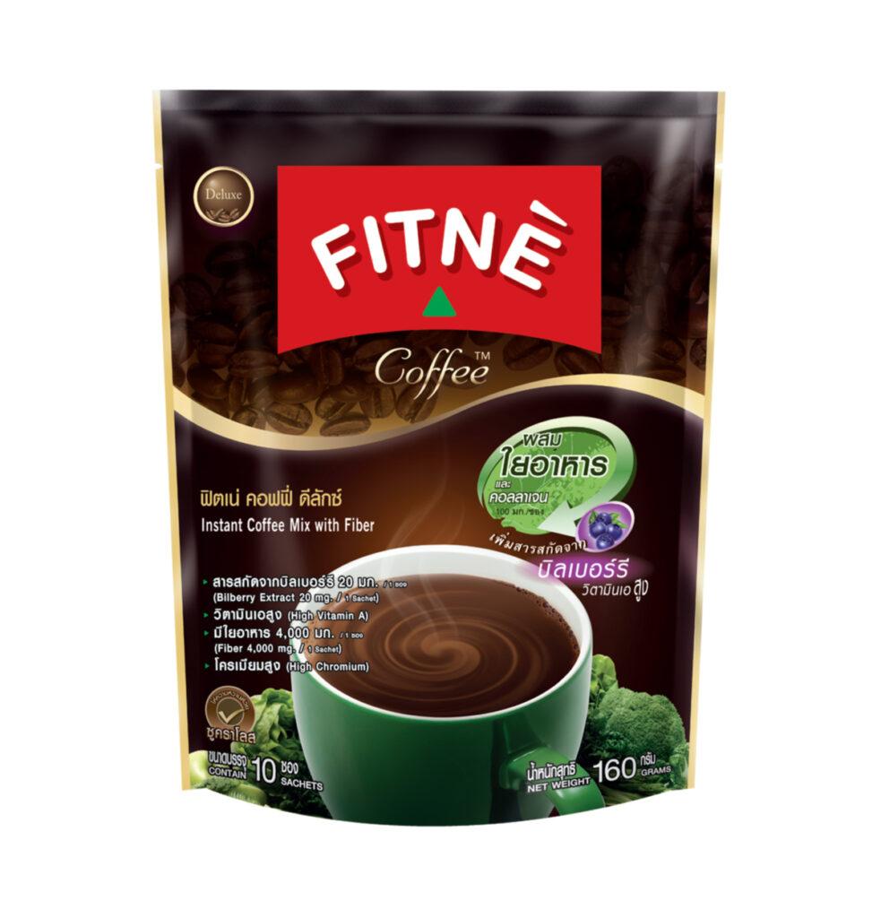 Fiber Coffee กาแฟลดน้ำหนัก แคลอรี่ต่ำ