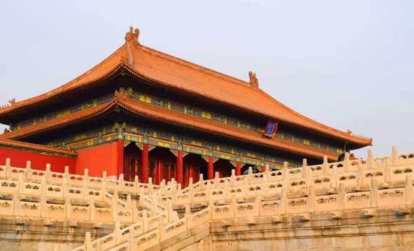 พระราชวังต้องห้าม (Forbidden City)