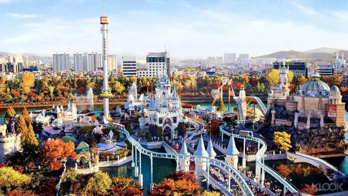 ล็อตเตเวิลด์ (Lotte World)
