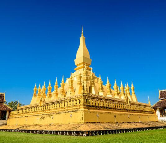 วัดพระธาตุหลวง (Pha That Luang), เวียงจันทน์