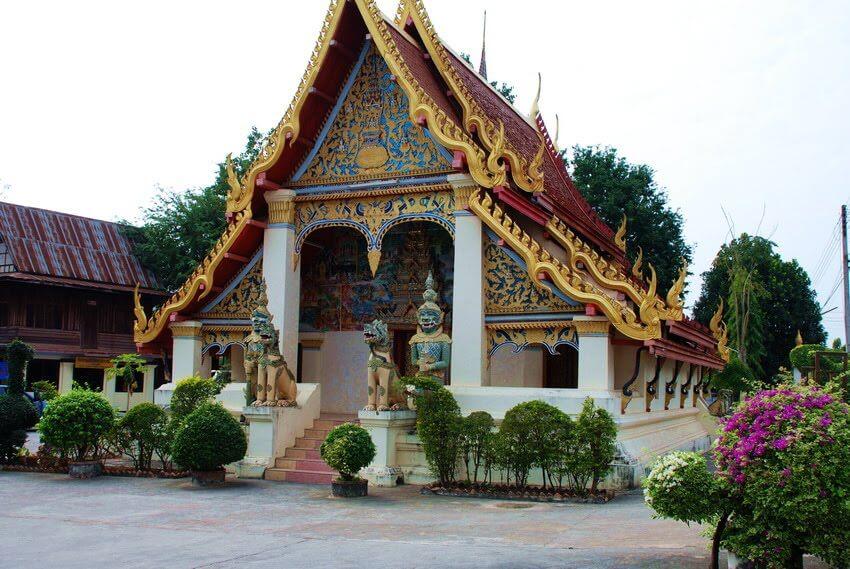 วัดศรีเมือง (Wat Si Muang), เวียงจันทน์