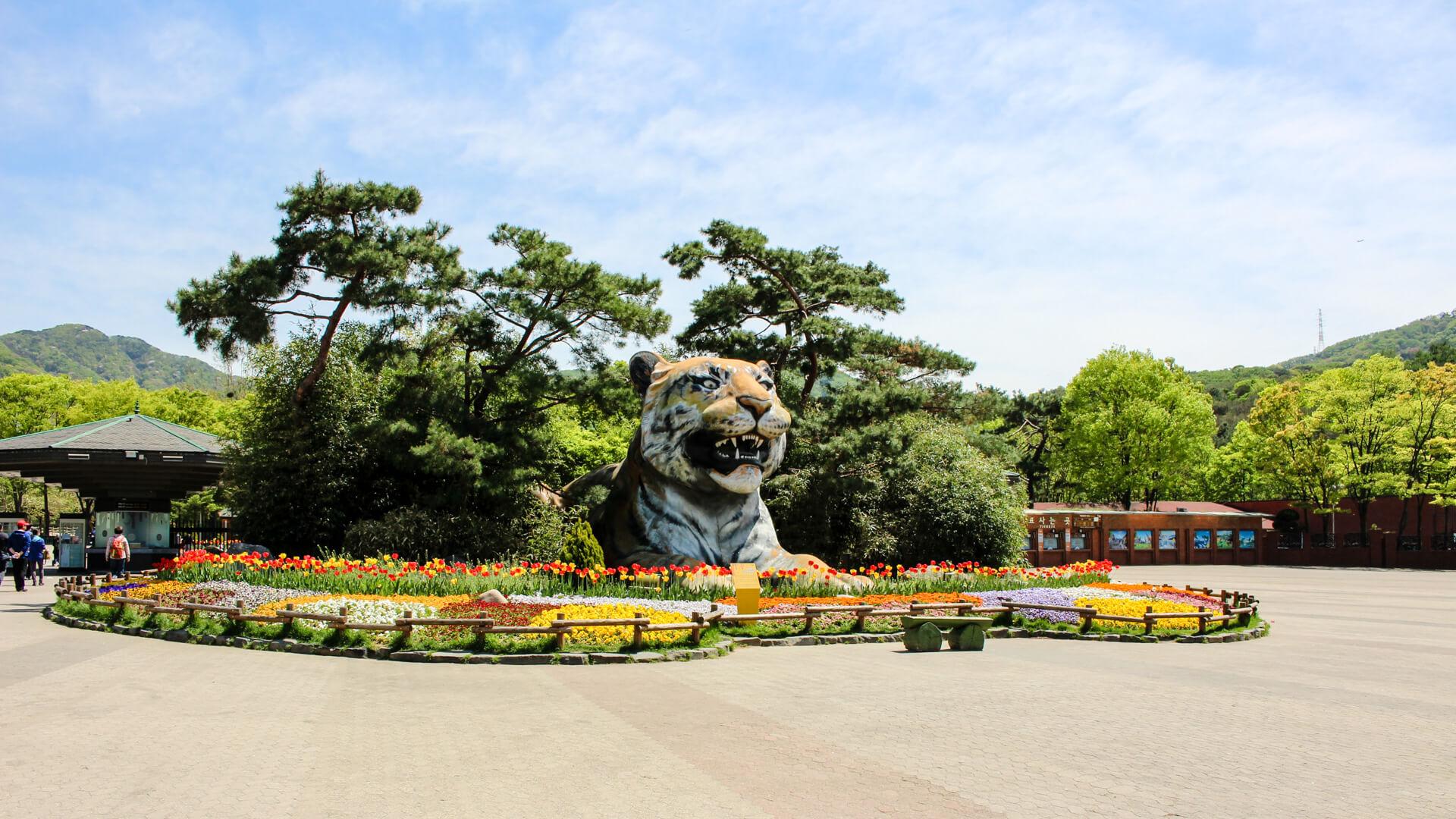 สวนสัตว์โซล (Seoul Zoo)