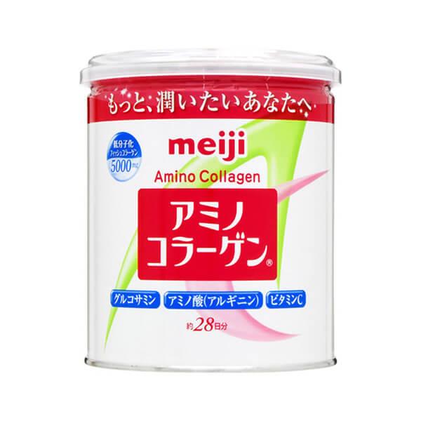 Meiji Amino Collagen อะมิโน คอลลาเจน
