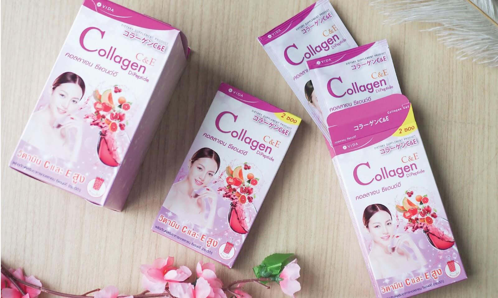 Vida Collagen DiPeptide C&E
