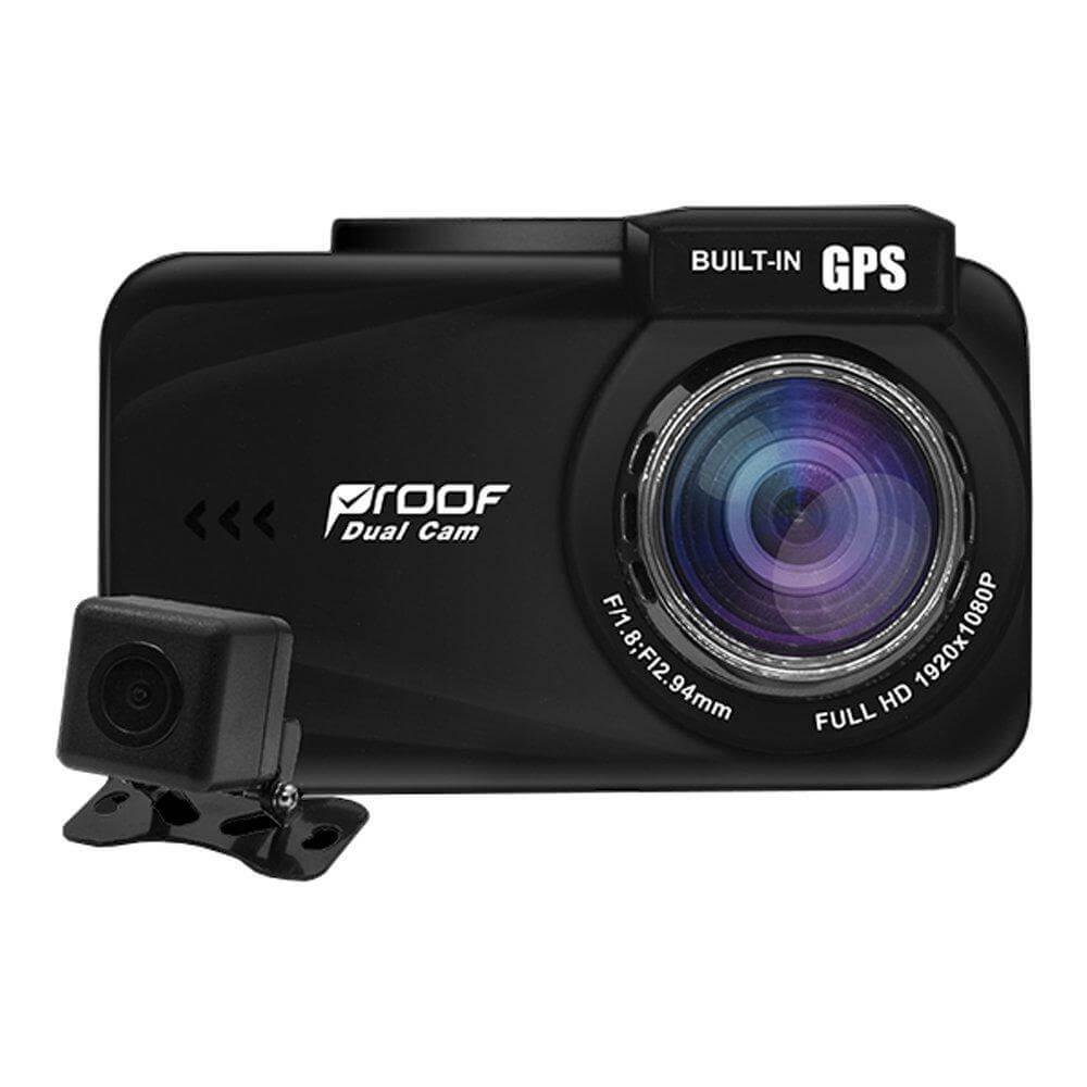 กล้องติดรถยนต์ PROOF PF800 GPS