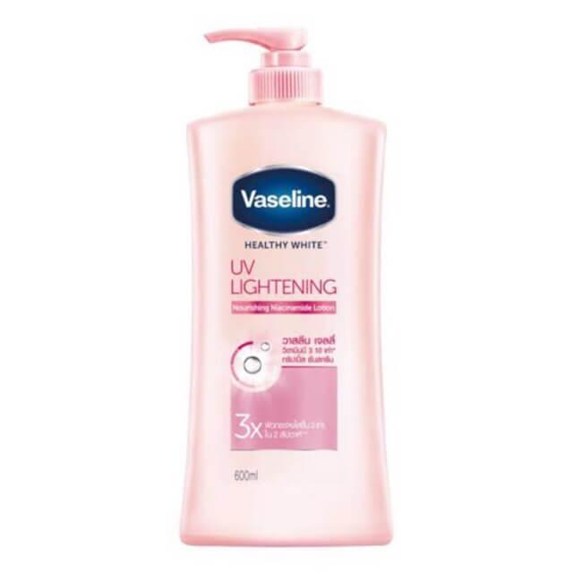 ครีมทาผิวขาว Vaseline Healthy White UV Lightening