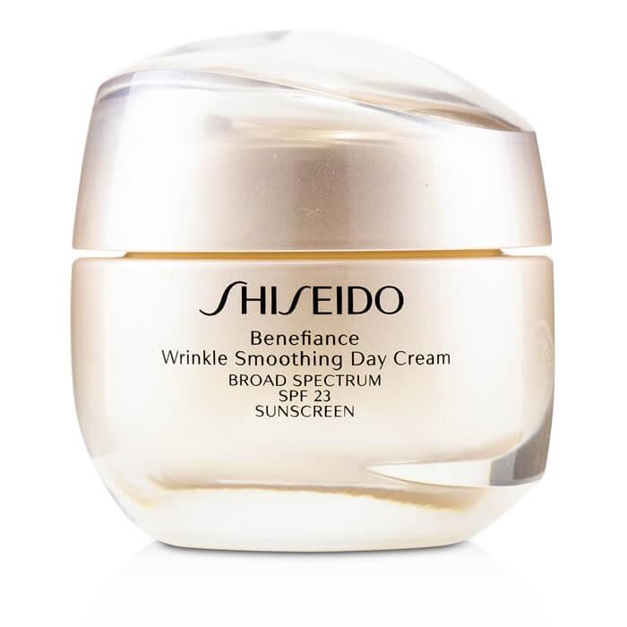 ครีมลดริ้วรอย Shiseido Benefiance Wrinkle Cream