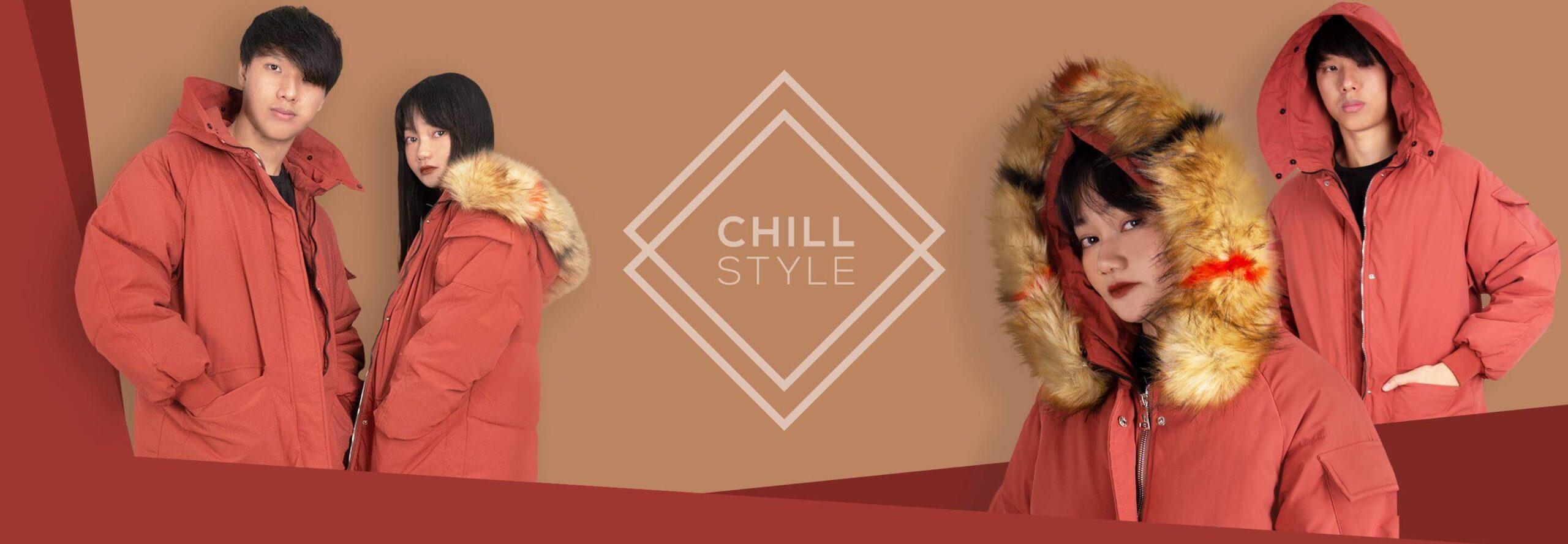 ร้านเช่าเสื้อกันหนาว Chill Style