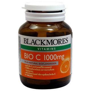 อาหารเสริมต้านหวัด Blackmores Vitamins Bio C