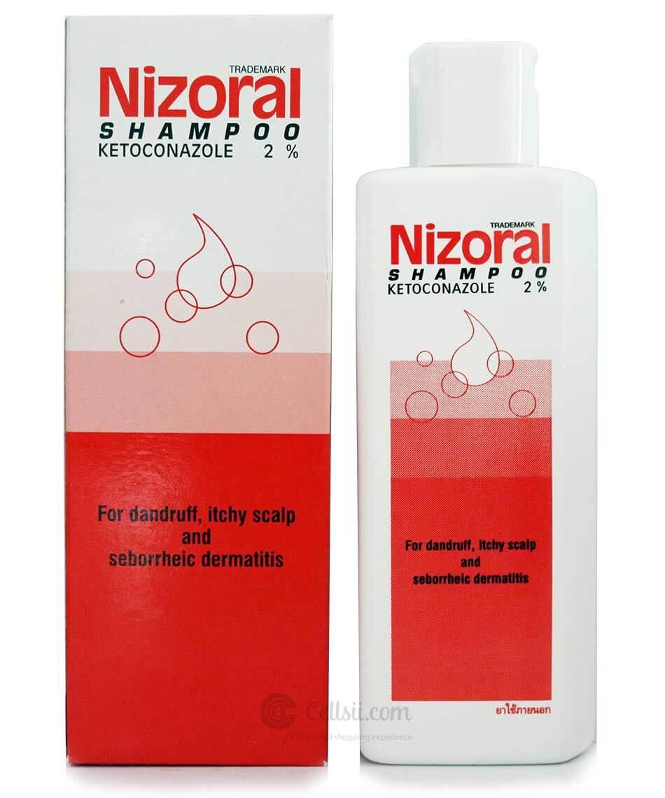 แชมพูขจัดรังแค ยี่ห้อไหนดี Nizoral Shampoo