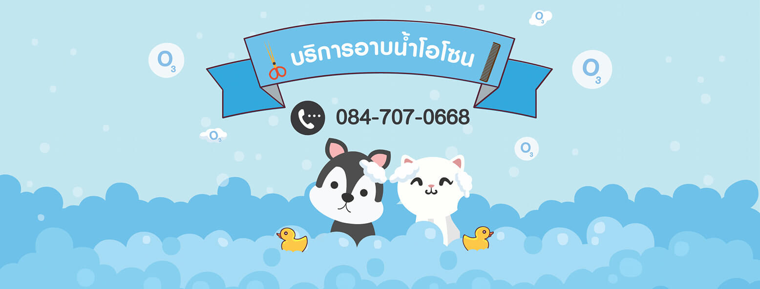 Gou Gou Grooming บริการอาบน้ำตัดแต่งขนน้องหมา-แมว