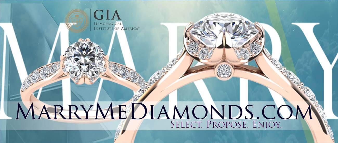 Marry Me Diamonds Jewellery - ซื้อแหวนเพชร ที่ไหนดี