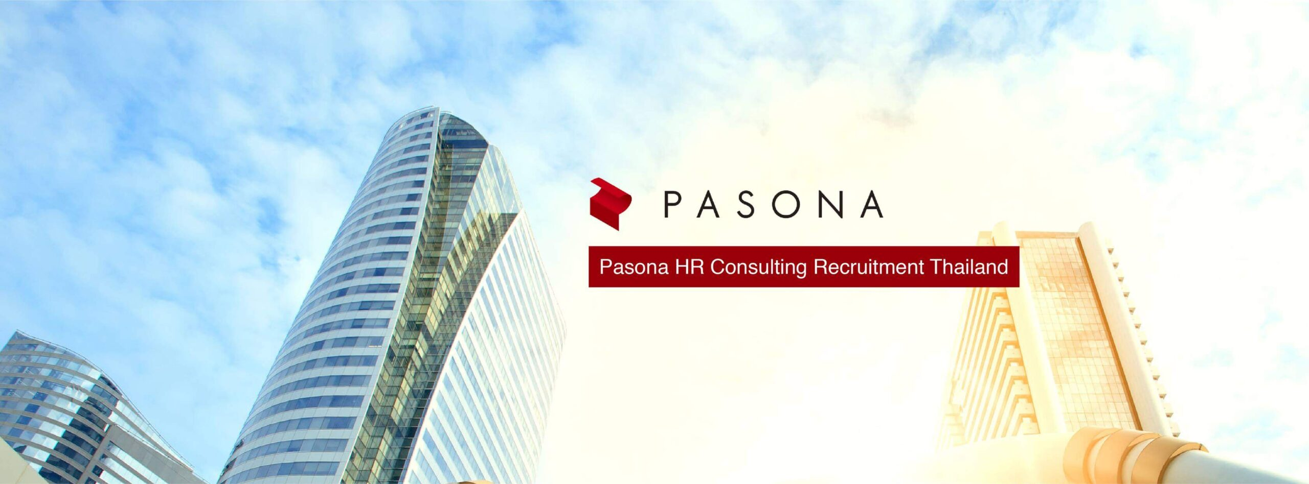 Pasona Recruitment ThailandPasona Recruitment Thailand