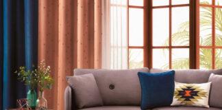 HomePro ผ้าม่านและมู่ลี่ ผ้าม่านหน้าต่างกันแสง ราคาถูก