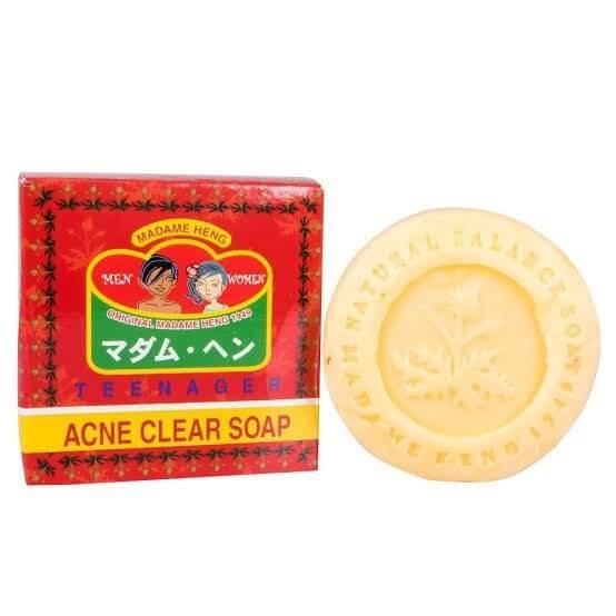 มาดามเฮง Acne Clear Soap