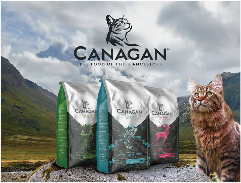 อาหารแมว canagan ราคาพิเศษ