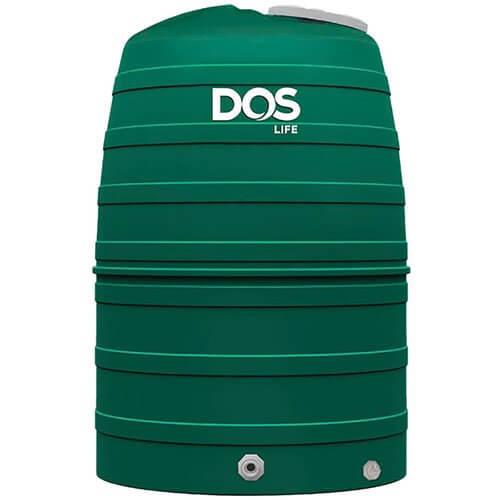 แท้งค์น้ำ DOS รุ่น Greenery ขนาด 1,000 ลิตร