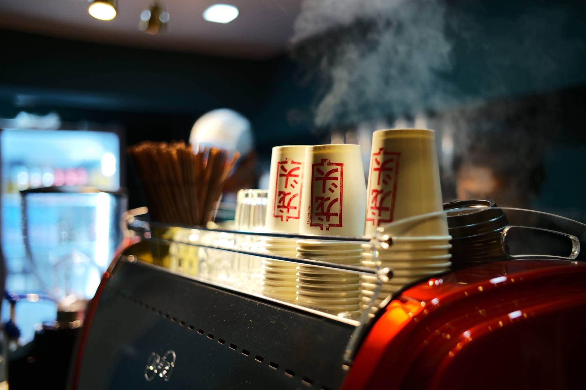 Lhong Tou Cafe ย่านเยาวราช คาเฟ่สไตล์จีน