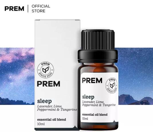 PREM essential oil mist สเปรย์น้ำมันหอมระเหย