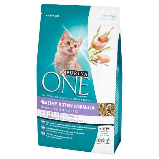 Purina One Kitten อาหารแมวเกรดซุปเปอร์พรีเมี่ยม
