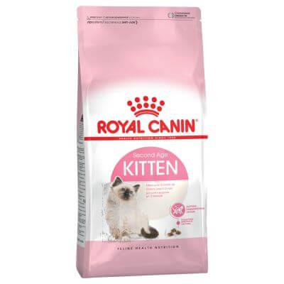 Royal Canin KITTEN อาหารแมว 4-12 เดือน สูตรช่วยเสริมสร้างภูมิต้านทาน