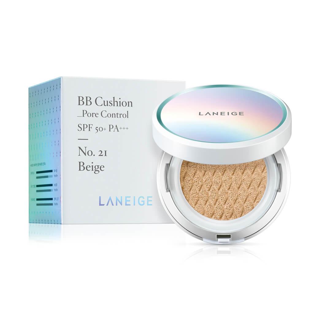 คุชชั่น Laneige BB Cushion Pore Control