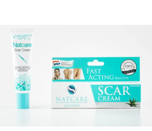 Natcare Scar Cream แนทแคร์ สการ์ ครีม