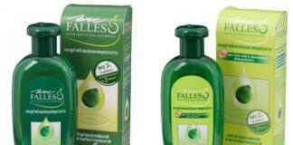 Falless แชมพูสูตรผมแข็งแรงสุขภาพดี ช่วยลดผมร่วง