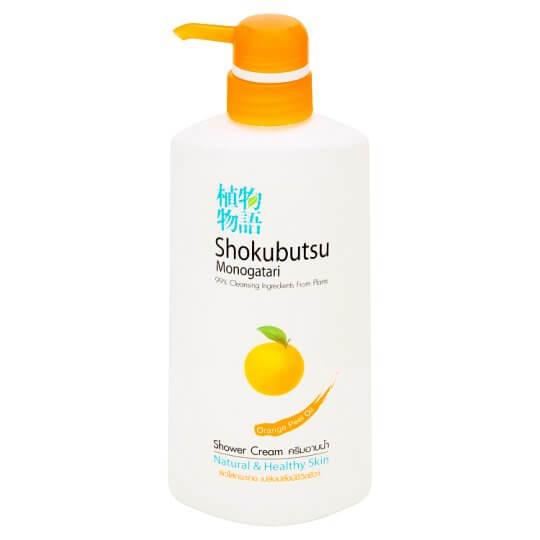 shokubutsu Monogatari Orange Peel Oil สบู่ผิวใสใน 7-11