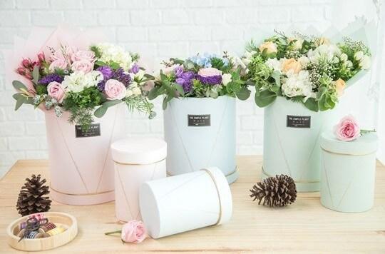 ร้านดอกไม้ The Simple Plant มีสไตล์ รับประกันคุณภาพ จัดส่งฟรี